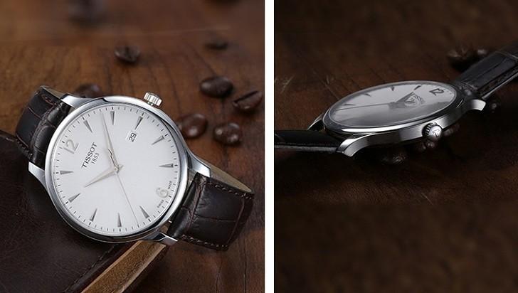Đồng hồ Tissot T063.610.16.037.00 máy quartz chính xác cao - Ảnh 6