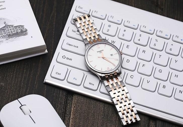 Đồng hồ Tissot T063.610.22.037.01 kính sapphire chống trầy - Ảnh 4
