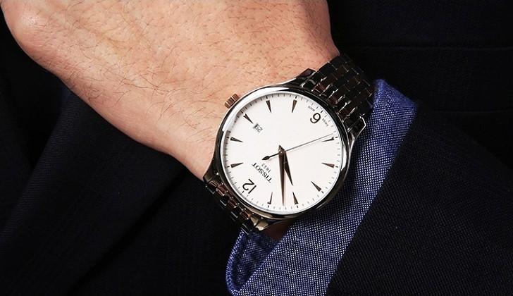 Đồng hồ Tissot T063.610.22.037.01 kính sapphire chống trầy - Ảnh 5