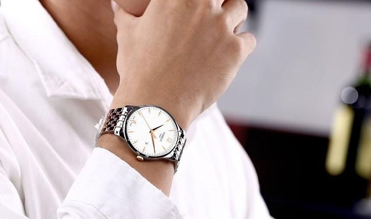 Đồng hồ Tissot T063.610.22.037.01 kính sapphire chống trầy - Ảnh 6