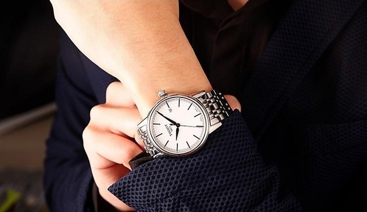 Đồng hồ Tissot T085.407.11.011.00 trữ cót lên đến 80 tiếng - Ảnh 2