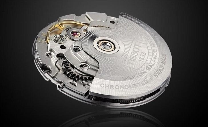 Đồng hồ Tissot T085.407.11.011.00 trữ cót lên đến 80 tiếng - Ảnh 5