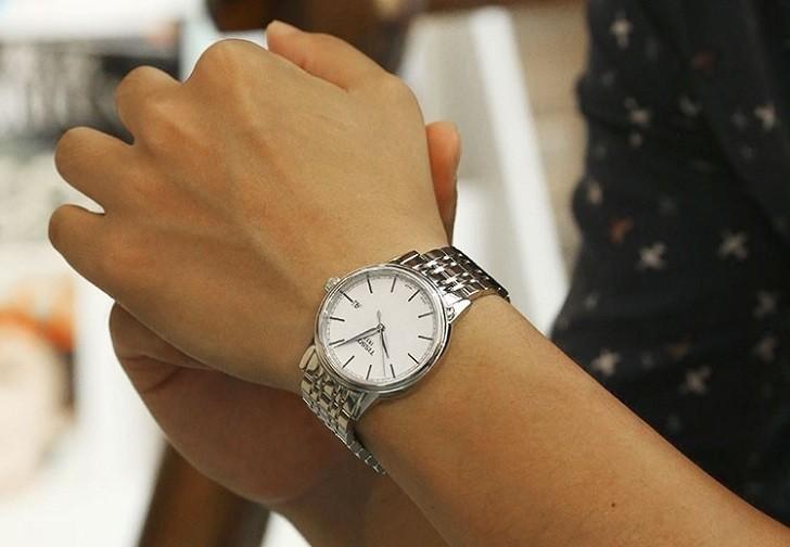 Đồng hồ Tissot T085.407.11.011.00 trữ cót lên đến 80 tiếng - Ảnh 6