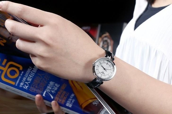 Đồng hồ Tissot T094.210.16.111.00 nền mặt số xà cừ độc đáo - Ảnh 1