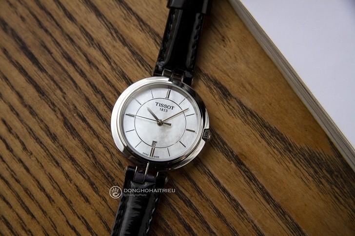 Đồng hồ Tissot T094.210.16.111.00 nền mặt số xà cừ độc đáo - Ảnh 3