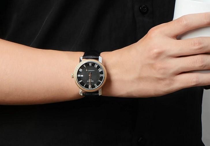 Đồng hồ Tissot T097.407.26.053.00 trữ cót lên đến 80 giờ - Ảnh 1