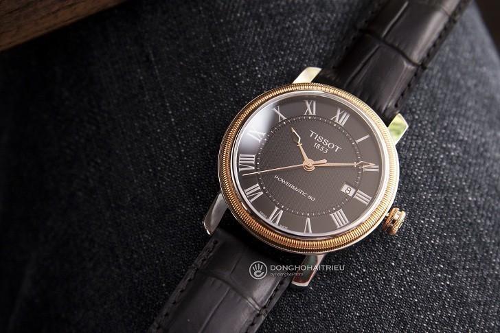 Đồng hồ Tissot T097.407.26.053.00 trữ cót lên đến 80 giờ - Ảnh 2
