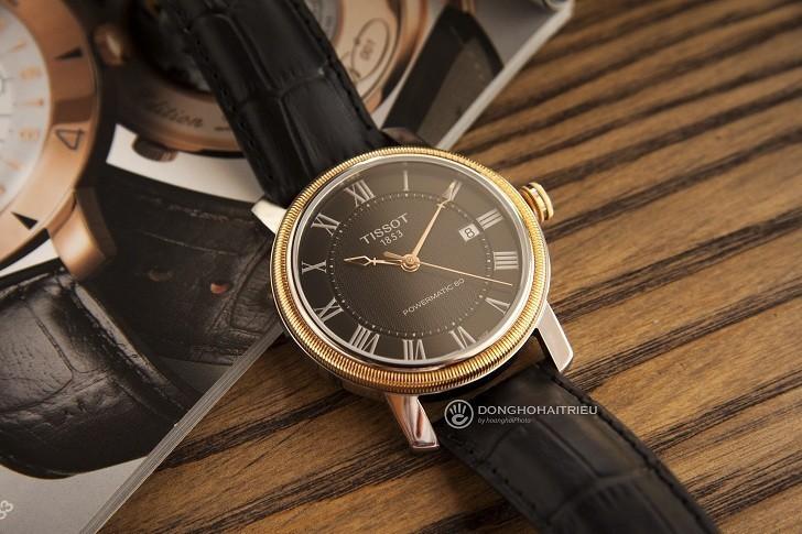 Đồng hồ Tissot T097.407.26.053.00 trữ cót lên đến 80 giờ - Ảnh 3
