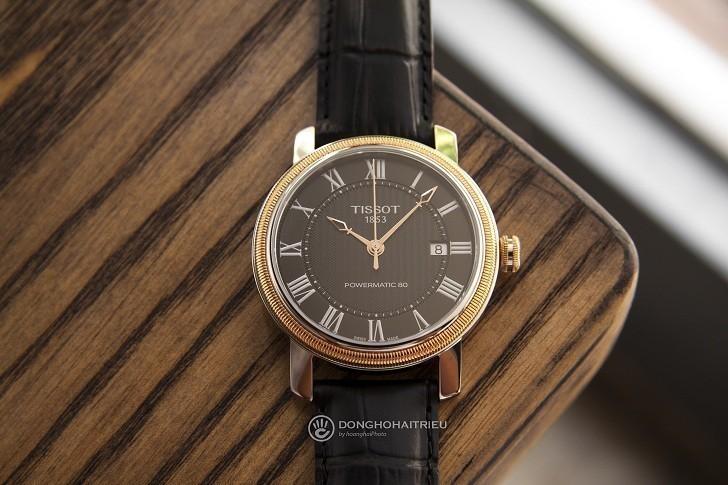 Đồng hồ Tissot T097.407.26.053.00 trữ cót lên đến 80 giờ - Ảnh 4