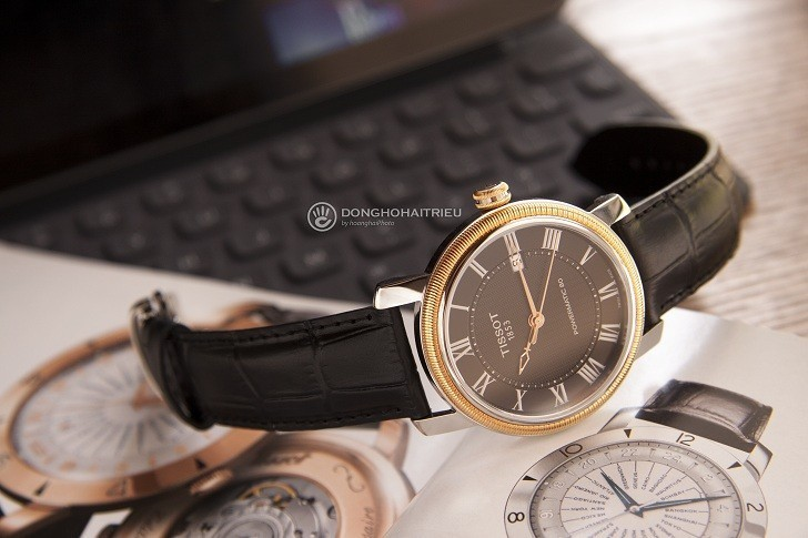 Đồng hồ Tissot T097.407.26.053.00 trữ cót lên đến 80 giờ - Ảnh 5