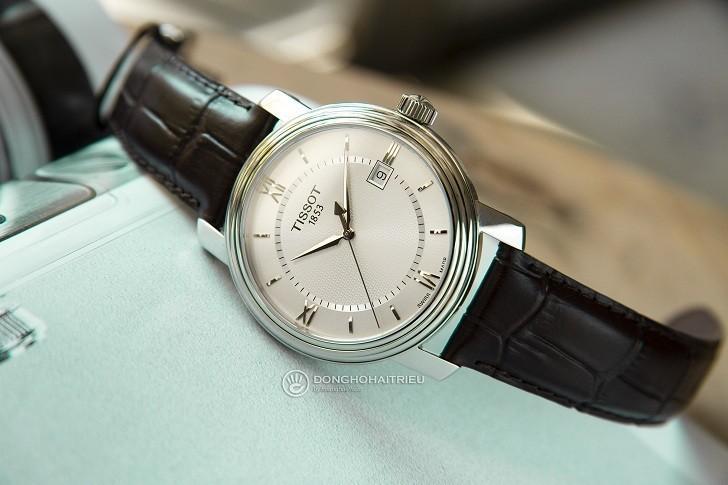 Đồng hồ Tissot T097.410.16.038.00 kính sapphire chống trầy - Ảnh 2
