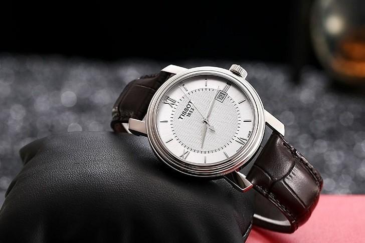 Đồng hồ Tissot T097.410.16.038.00 kính sapphire chống trầy - Ảnh 3