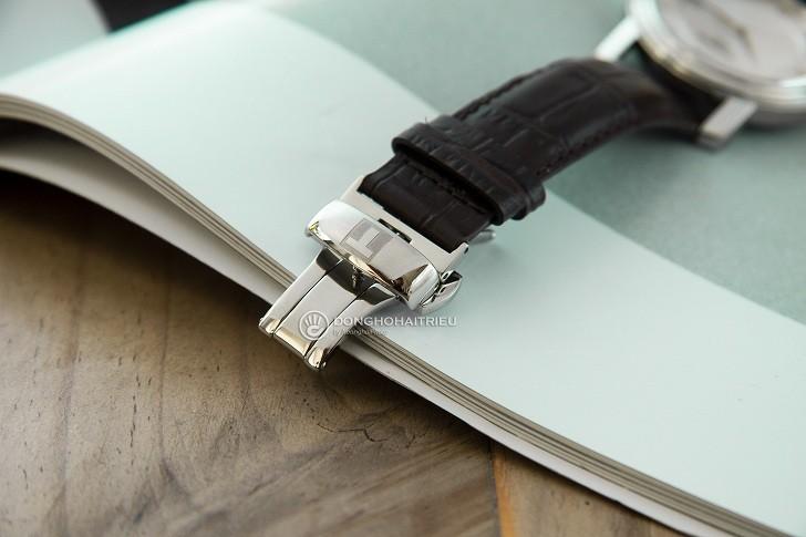 Đồng hồ Tissot T097.410.16.038.00 kính sapphire chống trầy - Ảnh 5
