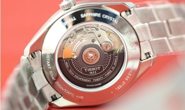 Đồng hồ Tissot T101.407.11.031.00 trữ cót lên đến 80 giờ - Ảnh 5