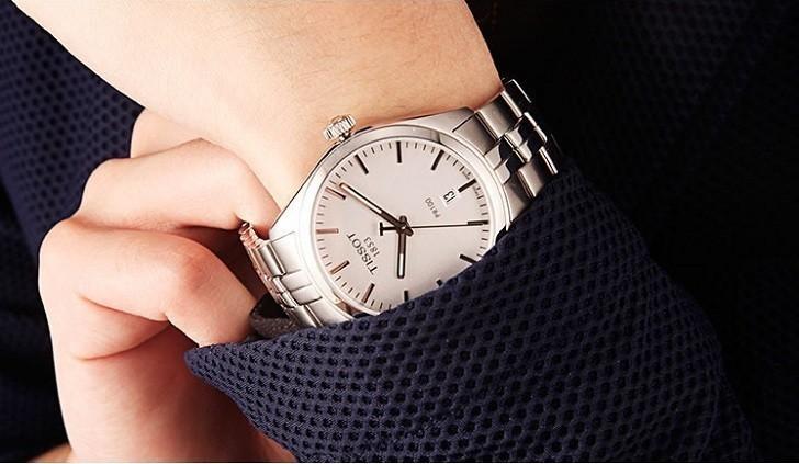 Đồng hồ Tissot T101.407.11.031.00 trữ cót lên đến 80 giờ - Ảnh 6