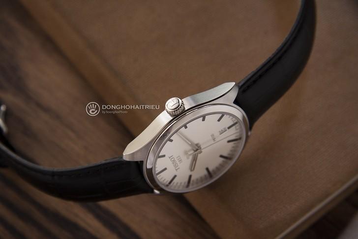 Đồng hồ Tissot T101.410.16.031.00 bộ kim chỉ phủ dạ quang - Ảnh 6