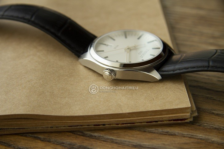 Đồng hồ Tissot T101.410.16.031.00 bộ kim chỉ phủ dạ quang - Ảnh 7