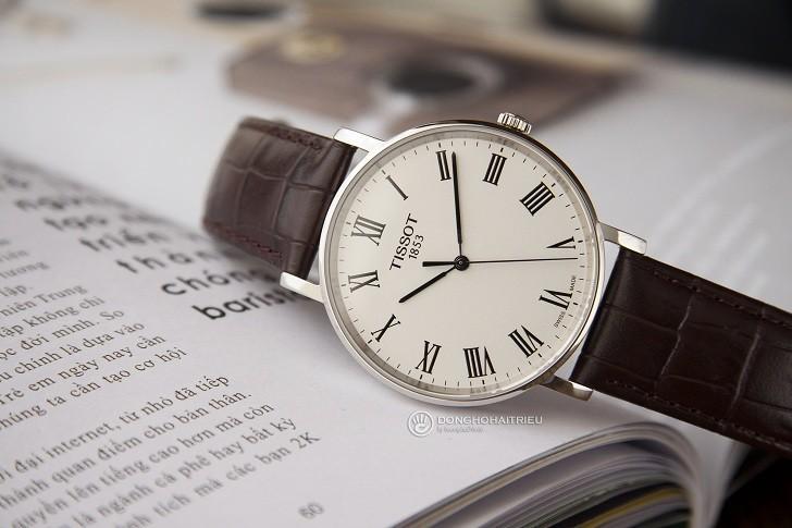 Đồng hồ Tissot T109.410.16.033.00 bộ máy quartz từ Thụy Sỹ - Ảnh 1