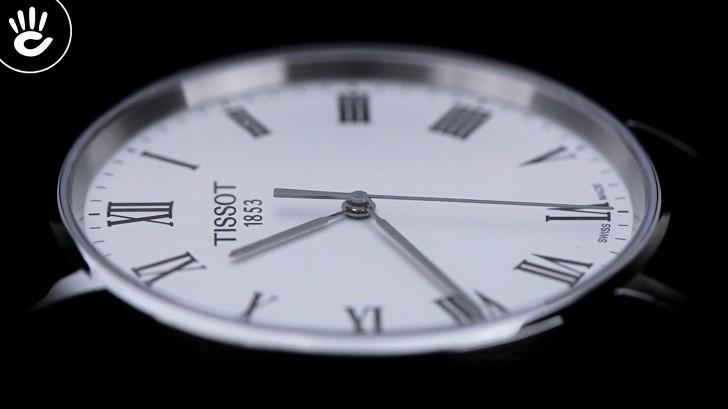 Đồng hồ Tissot T109.410.16.033.00 bộ máy quartz từ Thụy Sỹ - Ảnh 3