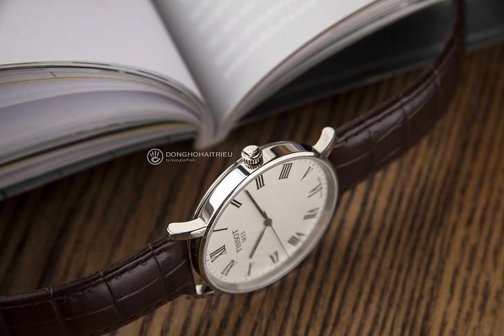 Đồng hồ Tissot T109.410.16.033.00 bộ máy quartz từ Thụy Sỹ - Ảnh 5