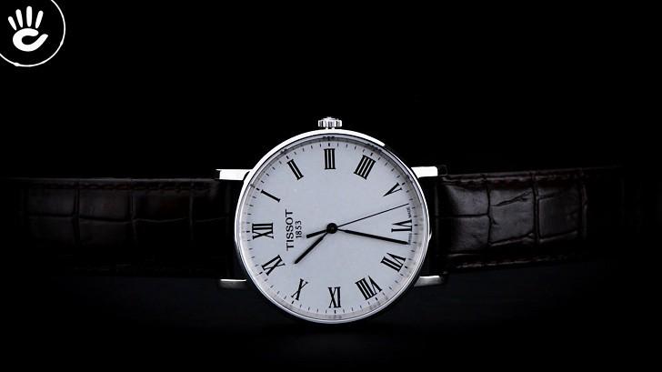 Đồng hồ Tissot T109.410.16.033.00 bộ máy quartz từ Thụy Sỹ - Ảnh 6