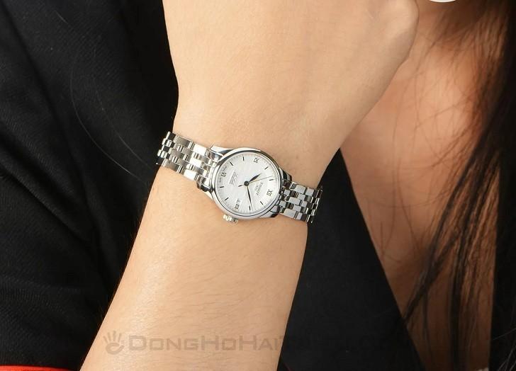 Đồng hồ Tissot T41.1.183.35 chữ hỷ đại diện cho hạnh phúc - Ảnh 1