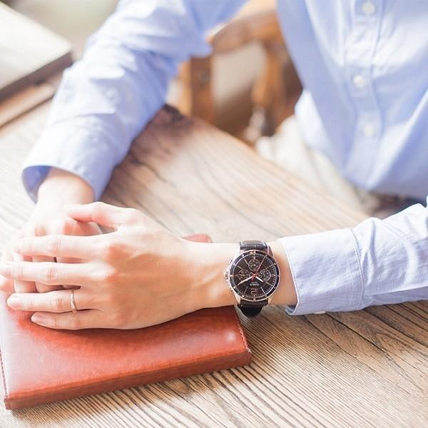 Đồng hồ Casio MTP-1374L-1AVDF 6 kim giá chưa đến 2 triệu - Ảnh: 3
