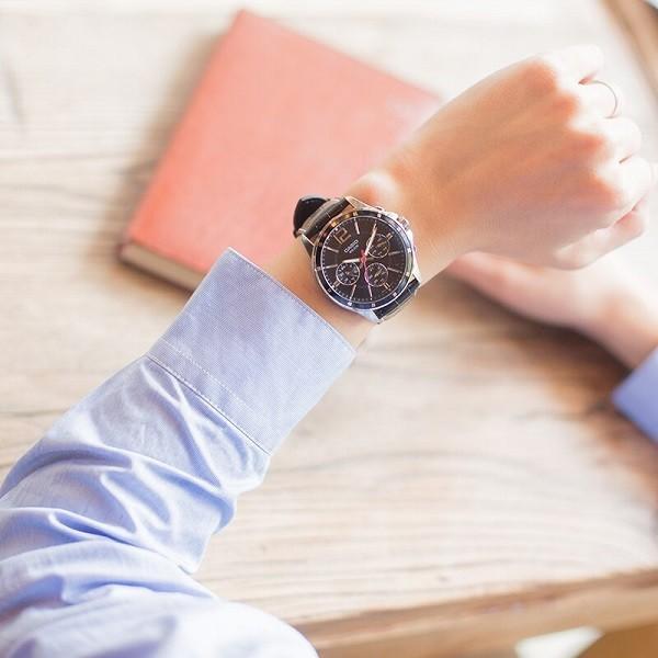 Đồng hồ Casio MTP-1374L-1AVDF 6 kim giá chưa đến 2 triệu - Ảnh: 4