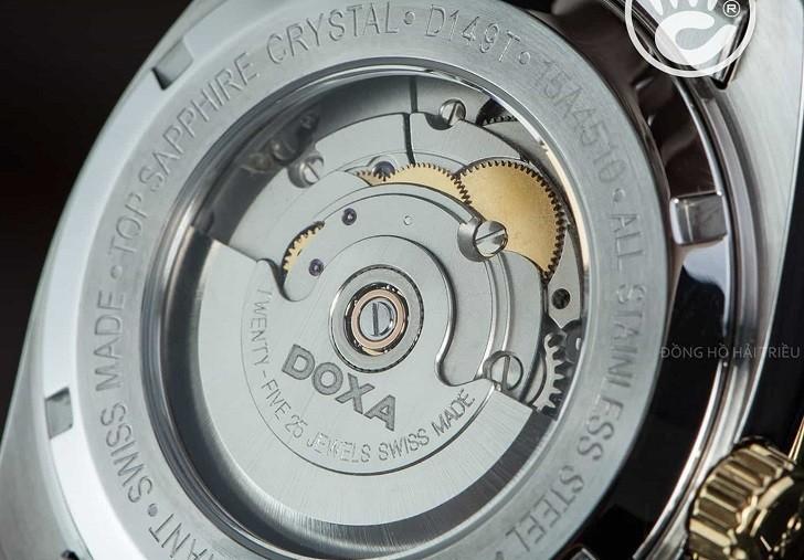 Đồng hồ Doxa D149TCM - Sang trọng, đẳng cấp, chất lượng - Ảnh: 4