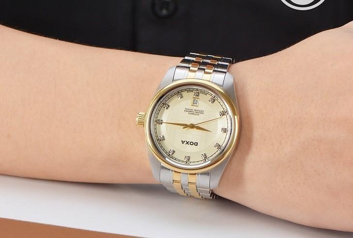 Đồng hồ Doxa D149TCM - Sang trọng, đẳng cấp, chất lượng - Ảnh: 5