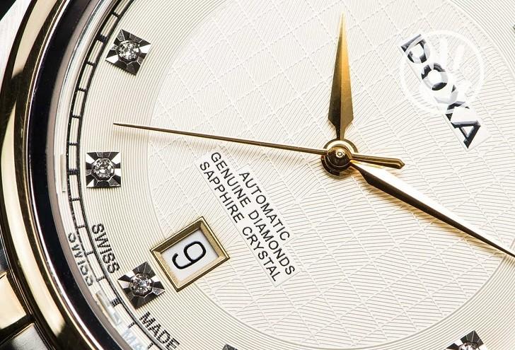 Đồng hồ Doxa D149TCM - Sang trọng, đẳng cấp, chất lượng - Ảnh: 2