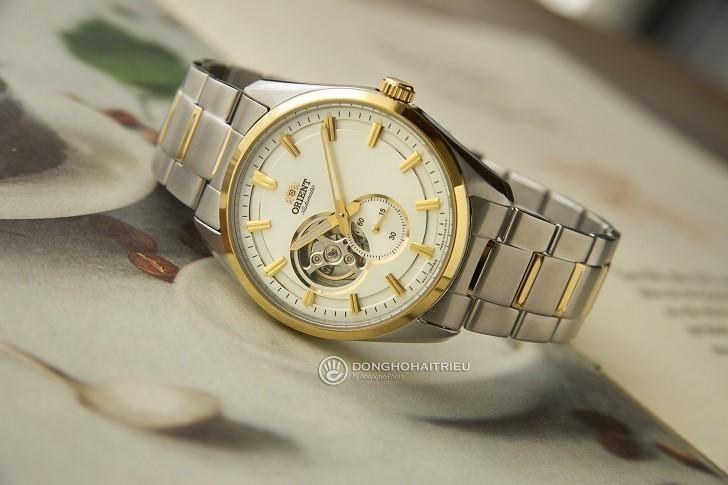 Đồng hồ Orient RA-AR0001S10B máy cơ nhật, trữ cót 40 giờ- ảnh: 6