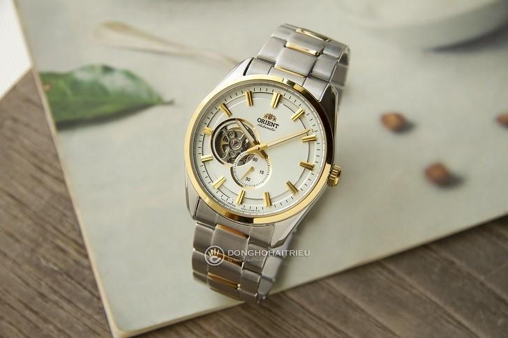 Đồng hồ Orient RA-AR0001S10B máy cơ nhật, trữ cót 40 giờ- ảnh: 3