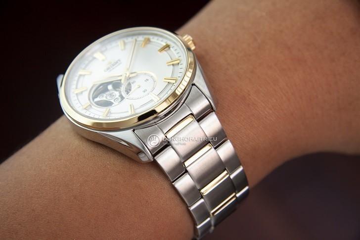 Đồng hồ Orient RA-AR0001S10B máy cơ nhật, trữ cót 40 giờ- ảnh: 8
