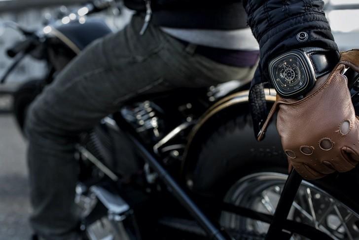 Đồng hồ SevenFriday P2/02, làn gió mới của ngành thời trang - Ảnh: 9