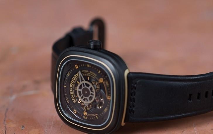 Đồng hồ SevenFriday P2/02, làn gió mới của ngành thời trang - Ảnh: 5