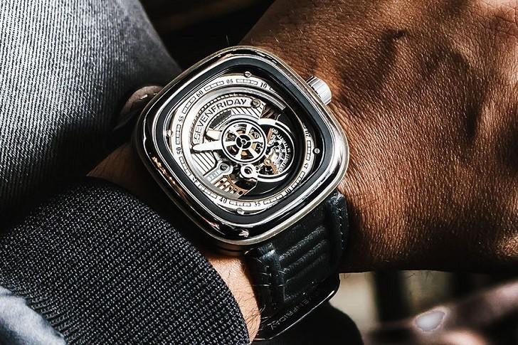 Đồng hồ SevenFriday P2/02, làn gió mới của ngành thời trang - Ảnh: 3