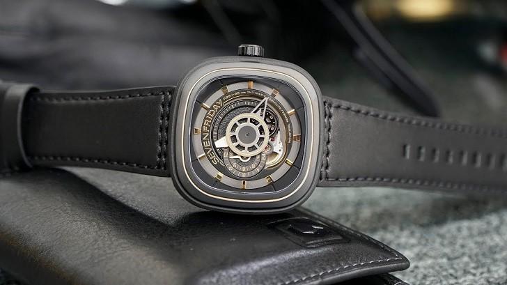Đồng hồ SevenFriday P2/02, làn gió mới của ngành thời trang - Ảnh: 1