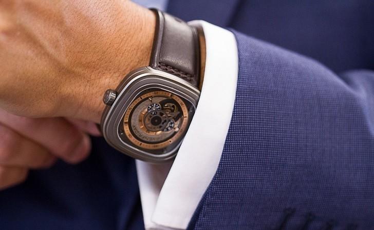Đồng hồ SevenFriday P2/02, làn gió mới của ngành thời trang - Ảnh: 11