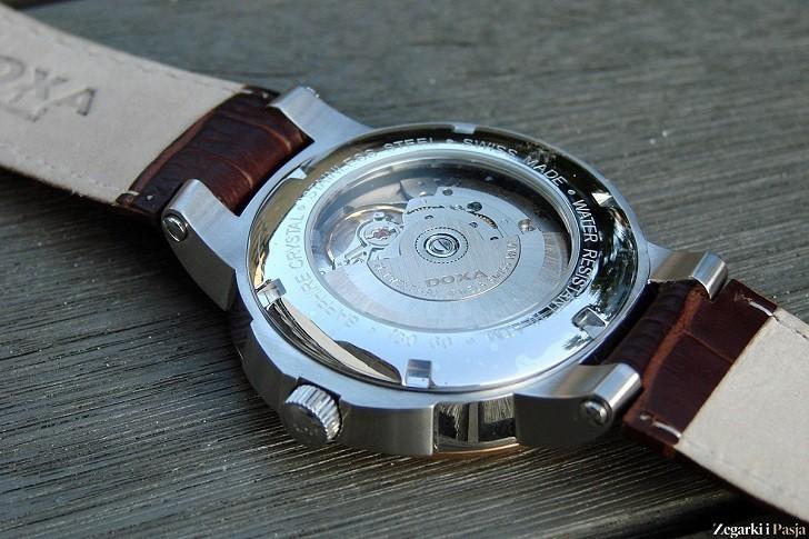 Đồng hồ nam Doxa 130.60.022.02, máy tự động Thụy Sỹ bền bỉ - Ảnh: 5