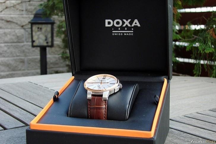 Đồng hồ nam Doxa 130.60.022.02, máy tự động Thụy Sỹ bền bỉ - Ảnh: 7
