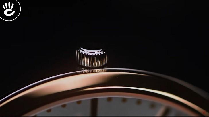 Đồng hồ nam Doxa D155RWH, siêu mỏng, chất lượng Thụy Sỹ - Ảnh: 3