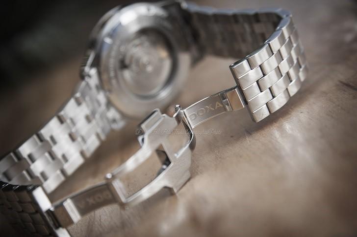 Đồng hồ nam Doxa D167RBK trang bị máy cơ chuẩn Thụy Sỹ - Ảnh: 6