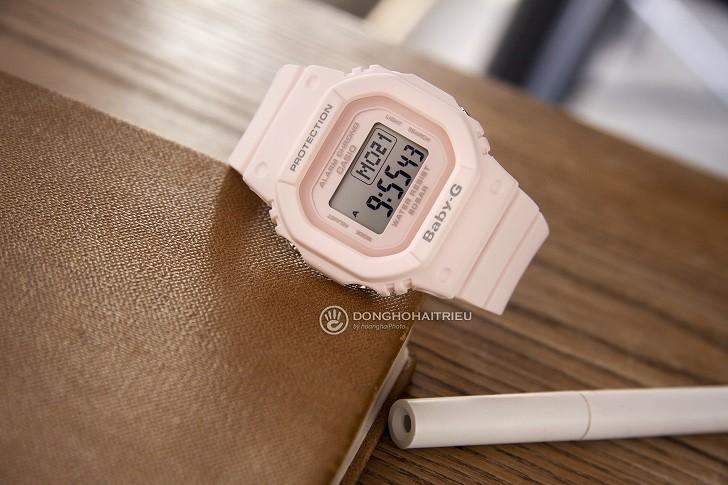 Đồng hồ nữ Baby-G BGD-560-4DR tích hợp hơn 10 chức năng - Ảnh: 1