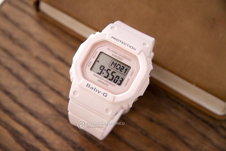 Đồng hồ nữ Baby-G BGD-560-4DR tích hợp hơn 10 chức năng - Ảnh: 5