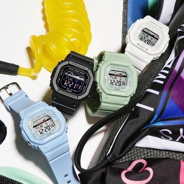 Đồng hồ nữ Baby-G BGD-560-4DR tích hợp hơn 10 chức năng - Ảnh: 3
