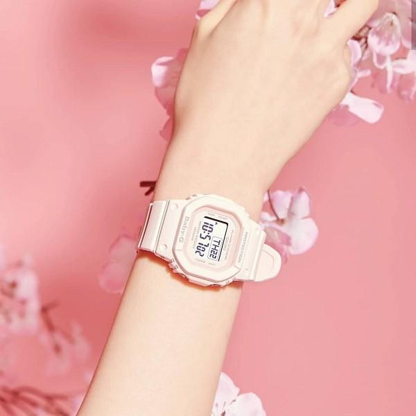 Đồng hồ nữ Baby-G BGD-560-4DR tích hợp hơn 10 chức năng - Ảnh: 6