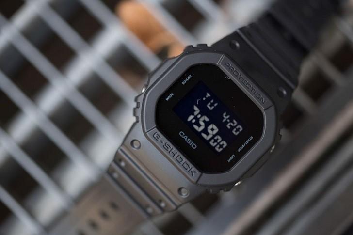 G-Shock DW-5600BB-1DR được tích hợp hơn 10 tính năng - Ảnh: 8