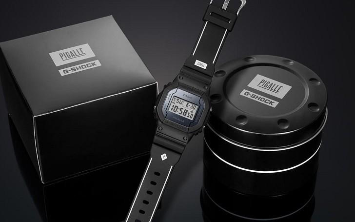 G-Shock DW-5600BB-1DR được tích hợp hơn 10 tính năng - Ảnh: 1