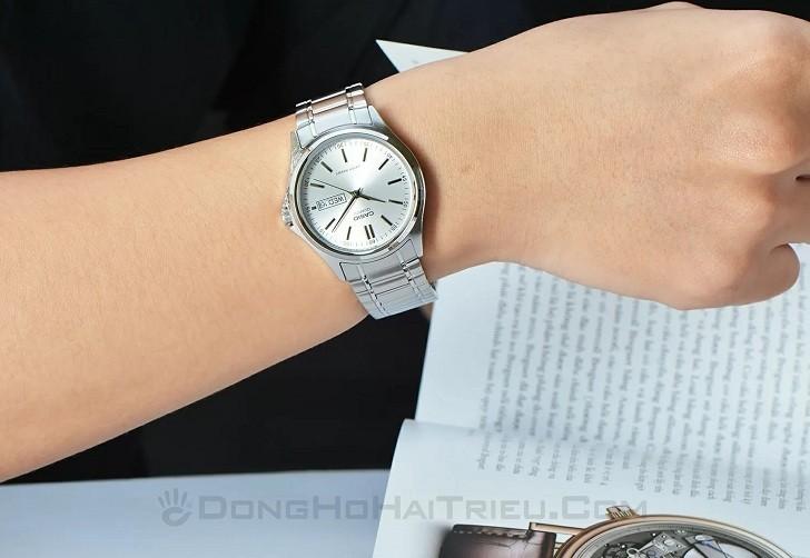Đồng hồ nam Casio MTP-1239D-7ADF giá rẻ, thay pin miễn phí - Ảnh 2